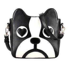 FRENCH BULLDOG Crossbody Handbag Bag